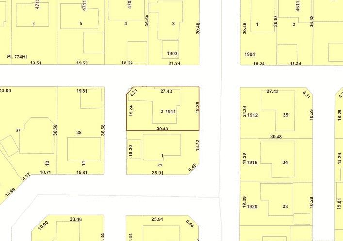Property Survey Data